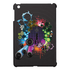 Music 8 iPad Mini Cases