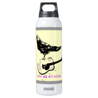 music and art festival SIGG thermo 0.5L insulated bottle