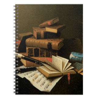 Music and Literature Notebook