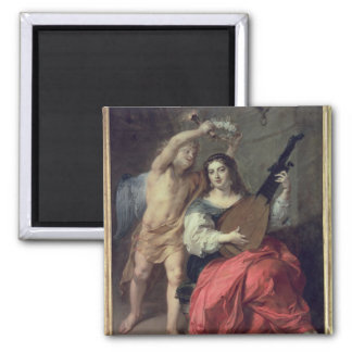 Music and Love, 1652 Magnet