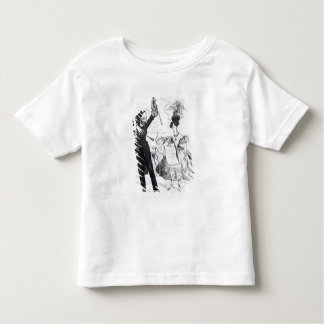 Music and Love or Two Rival Performers Toddler T-shirt