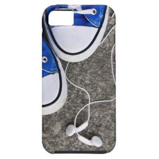 Music and sneakers iPhone SE/5/5s case
