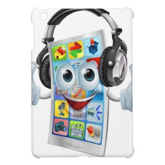 Music app cell phone iPad mini case