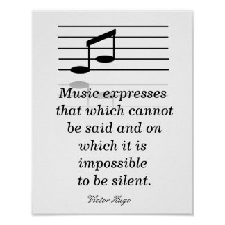 Music appreciation - art print