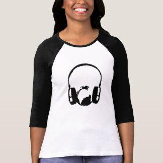 music around the globe T-Shirt