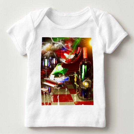 Music Art Baby T-Shirt