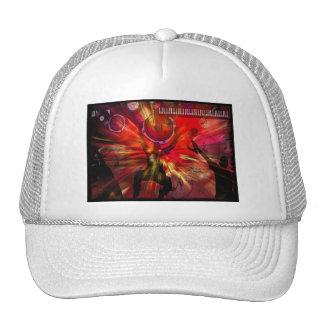 Music Art Trucker Hat