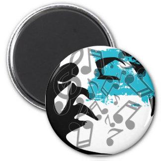 Music Art Magnet