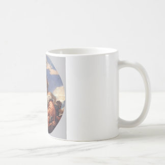 Music, Astronomy and Deceit by Paolo Veronese Coffee Mug