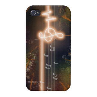 Music at Heart iPhone 4/4S Cases