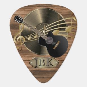 rock band guitar picks guitar accessories zazzle. Black Bedroom Furniture Sets. Home Design Ideas