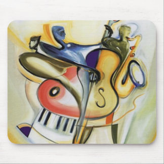 music band mouse pad