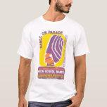 Music Band Parade 1940 WPA T-Shirt