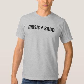 Music Band Tee Shirt