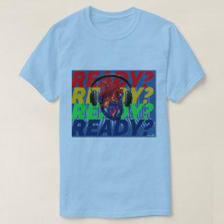Music Beats (Blue) T-Shirt