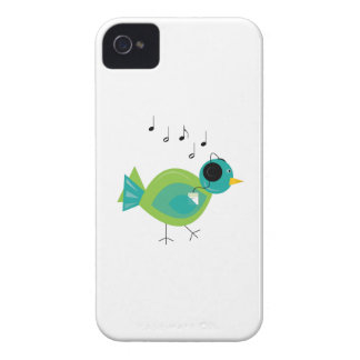 Music Bird iPhone 4 Case-Mate Cases