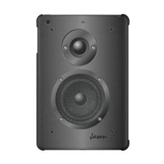 Music Black Sound Speaker iPad Mini Retina Case