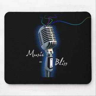 music = bliss - mousepad