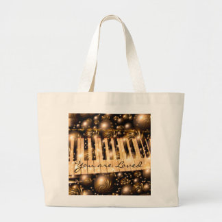Music bubbles over_ Bag Bags