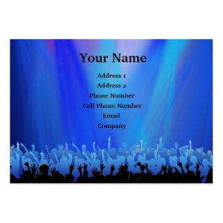 Music Business Card - Mosh Pit
