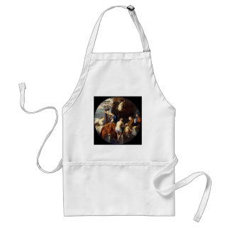 Music by Paolo Veronese Adult Apron