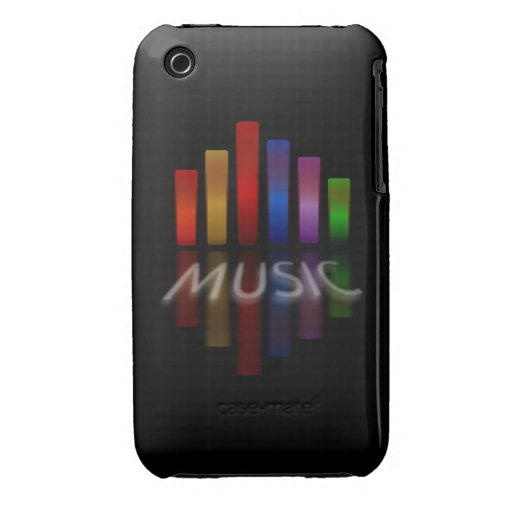 Music Case iPhone 3 Cover