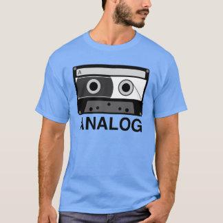 Music Cassette Analog T-Shirt