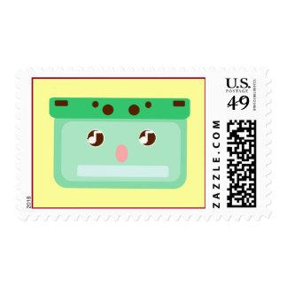 music cassette postage stamp