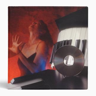 Music CD Binder