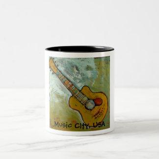 Music CIty Mug