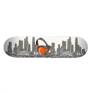 music city skateboard