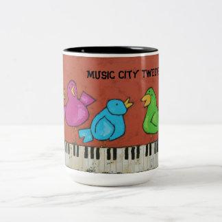 Music City Tweets mug