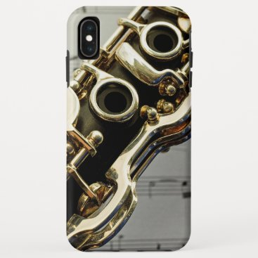 Music Clarinets Musical Notes Destiny Dance Fun iPhone XS Max Case