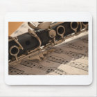 Music Clarinets Musical Notes Destiny Dance Fun Mouse Pad