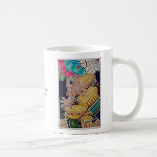 Music, Classic White Coffee Mug