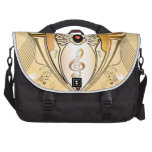 Music, clef bags for laptop