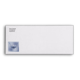 Music, clef wiht keynotes and liight effects envelopes