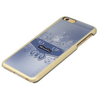 Music, clef wiht keynotes and liight effects incipio feather® shine iPhone 6 plus case