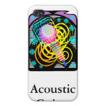 Music Clip Art Text Underneath Template Covers For iPhone 4