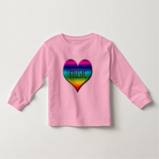 Music Clothing Toddler T-shirt