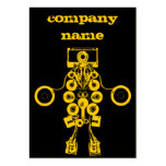 Music Company Profile Card - Customized Business Card