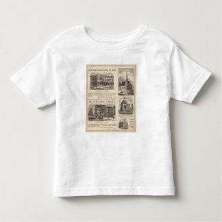 Music Conservatory, school, church Toddler T-shirt