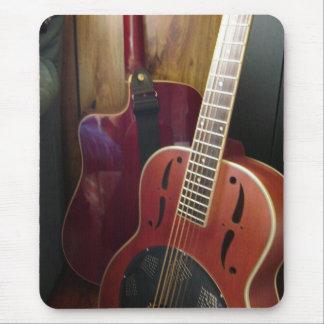 Music Corner Mouse Pad