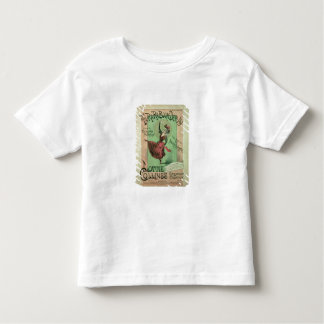 Music Cover for Ta-Ra-Ra-Boom-Der-Ay, published by Toddler T-shirt