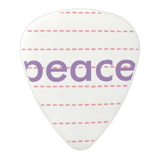 music dance sing tunes beats harmony play player polycarbonate guitar pick