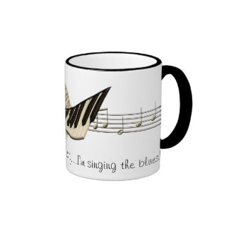 Music Design Coffee Mug