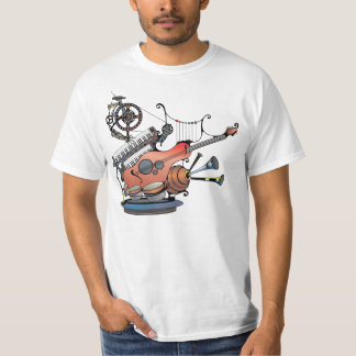 Music Device T-Shirt