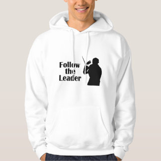 Music Director Follow The Leader Hoodie