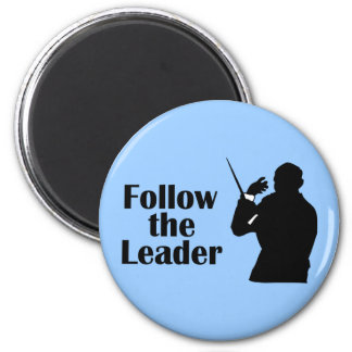 Music Director Follow The Leader Magnet