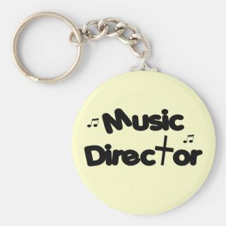 Music Director Keychain